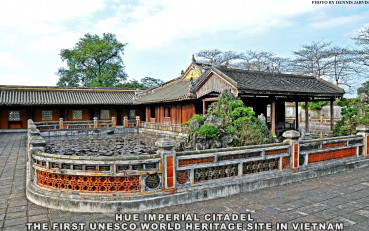 The legacy of Hue's royal court