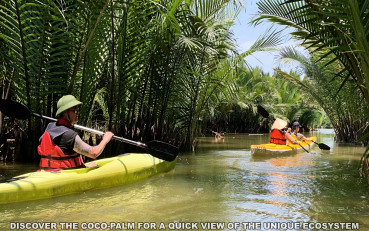 Hoi An's rural and river life